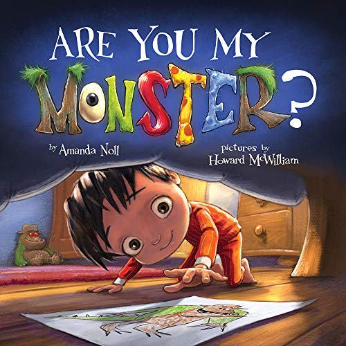 Are You My Monster? (I Need My Monster)