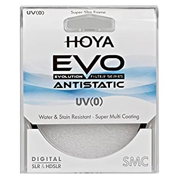 Hoya Evo Antistatic Uv Filter - 72mm - Duststainwater Repellent, Low-profile Filter Frame 4