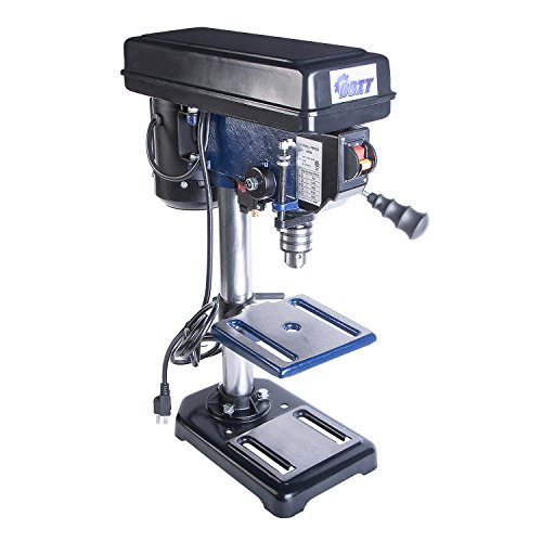 Doit 8 Inch 3/5 HP 5 Speeds Stationary Drill Press by DOIT