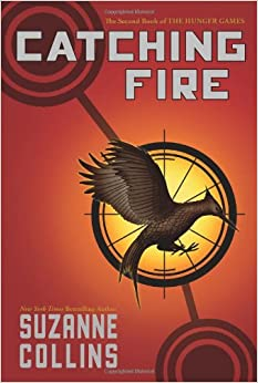 Image result for catching fire book cover amazon