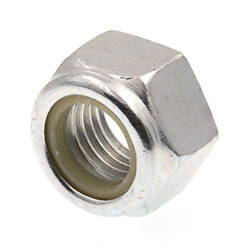 Prime-Line 9117721 Nylon Insert Lock Nuts, Class 8