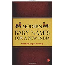Modern Baby Names: For A New India