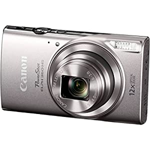 Canon PowerShot ELPH 360 HS Digital Camera w/SD Card & Accessory Bundle from Canon