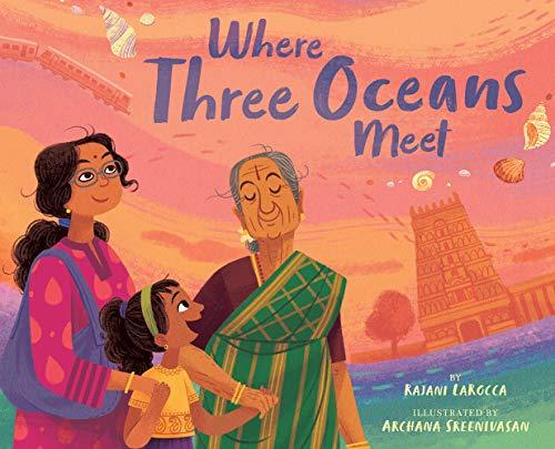 Book Cover: Where Three Oceans Meet