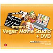 Instant Vegas Movie Studio +DVD