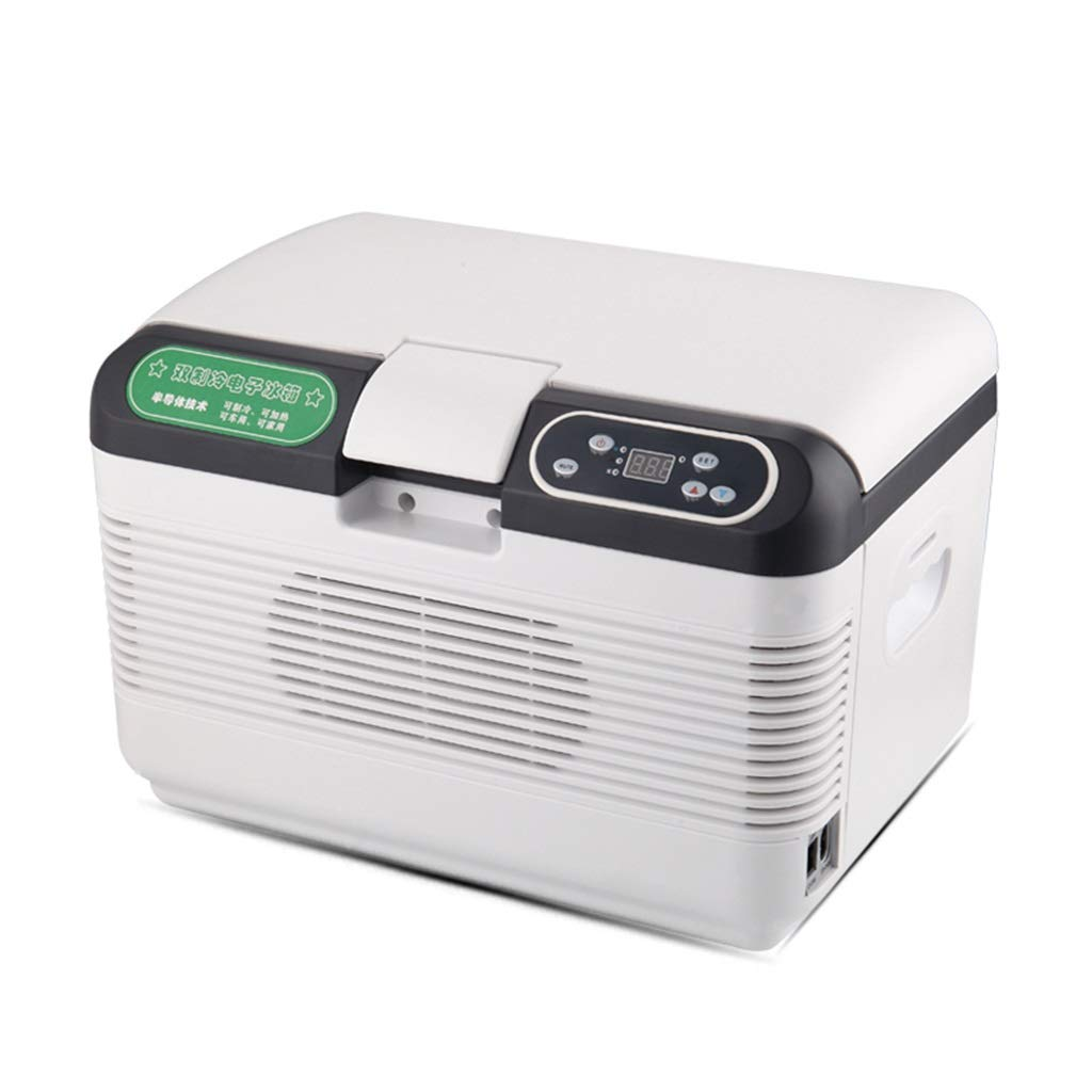 Refrigerator SHPING 12L Car Fast Cooling LED Thermostat Display Large Capacity Low Power Storage by Refrigerator