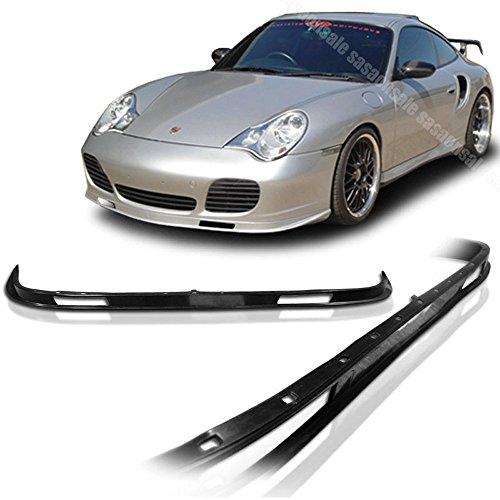 NEW - 2002-2004 PORSCHE 996 911 CARRERA 4S OEM Style Front PU Bumper Lip