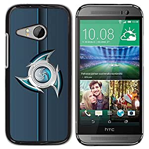 LECELL -- Funda protectora / Cubierta / Piel For HTC ONE MINI 2 / M8 MINI -- Abstract --