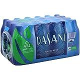 Dasani Purified Water, 16.9 Fl Oz (24 Count)