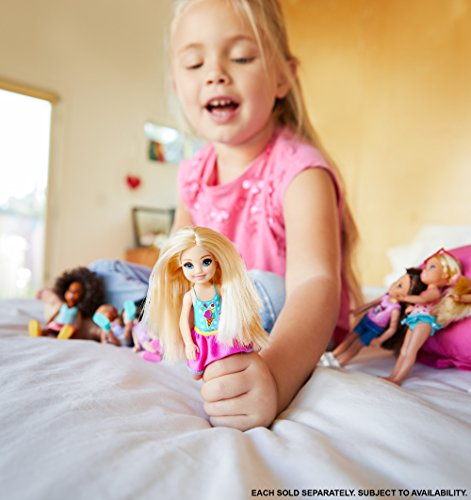 Review Barbie Club Chelsea Movie Night Doll