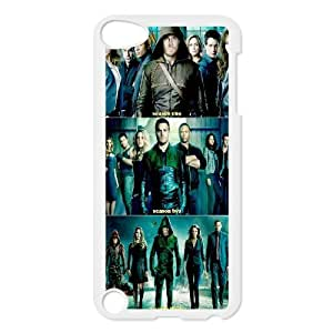 FOR Ipod Touch 5 -(DXJ PHONE CASE)-TV Show Green Arrow-PATTERN 20