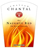 NV Chateau Chantal Naughty Red-Dry 750 mL