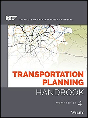 Transportation planning handbook ite institute of transportation transportation planning handbook 4th edition fandeluxe Image collections