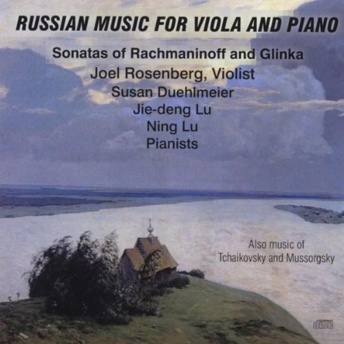 - Russian Music for Viola and Piano
