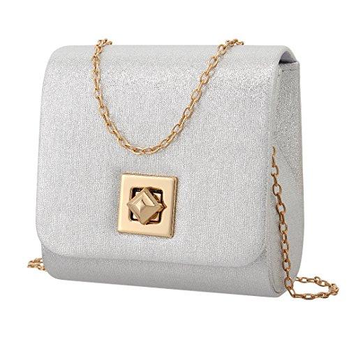 90S pour Pochette silver 90S femme Pochette 5BHqn