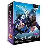 Software : Cyberlink PowerDirector 18 Ultimate
