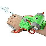 Plastic Wrist Water Gun Outdoor Toy Gun Water-Sprinkling Swimming Pool Beach Water Pistol Shooter Toy Set+3 Mini Water Gun