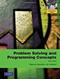 img - for Problem Solving & Programming Concepts by Sprankle Maureen (2011-05-01) Paperback book / textbook / text book