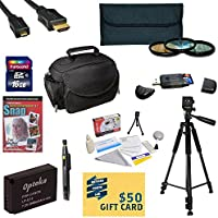 47th Street Photo Best Value Accessory Kit For the Canon...