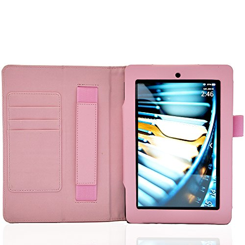 Classic Book Tablet Cover : Fire hd th generation release case lightthebo