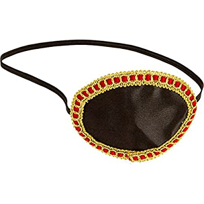 Pirate Eye Patch: Toys & Games