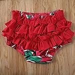 MAHUAOYIXI-Bambine-Due-Pezzi-Costume-da-Bagno-a-Volant-con-Motivo-di-Anguria-o-Ananas-Abito-da-Nuoto-Balletto-Ragazza-Mare