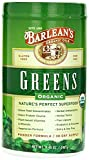 Barlean's Organic Oils Barlean's Greens Nutrients, 8.46 oz. (3 pack)