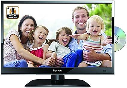 Lenco TV Led Dvl-1662Bk HD 16