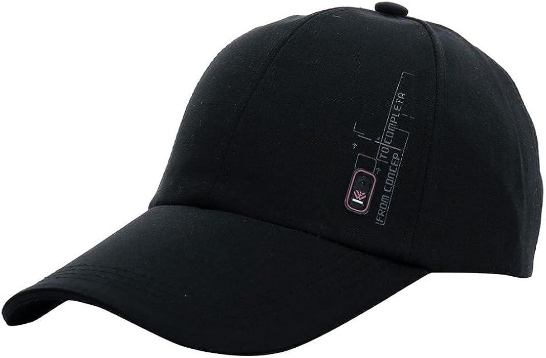 78bb5fd0c05 Amazon.com: CSSD Fashion Unisex Solid Color Baseball Caps for ...