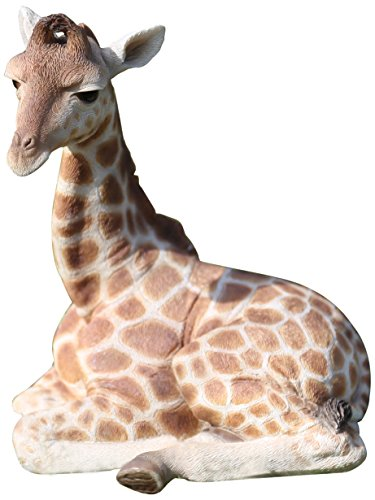 Hi-Line Gift Ltd Pet Pals-Giraffe Laying -