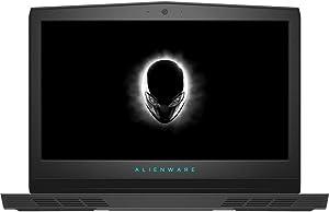 "Alienware 17 R5 Premium Hexa-Core Gaming Laptop, 17.3"" QHD 120Hz 400-nits Display, 8th Gen Intel Core i7 Processor, 8GB DDR4 256GB PCIe SSD, 8GB GTX 1070 WIFI HDMI BT 5.0 Thunderbolt Backlit KB Win 10"
