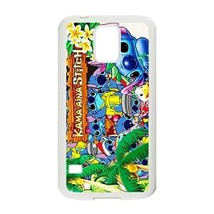 Lilo & Stitch Ohana Design Case for Galaxy S5,Cover for Galaxy S5,Case Cover for Samsung S5,Hard Case Protector for Samsung Galaxy S5,Personalized case,cute,lifeproof,waterproof