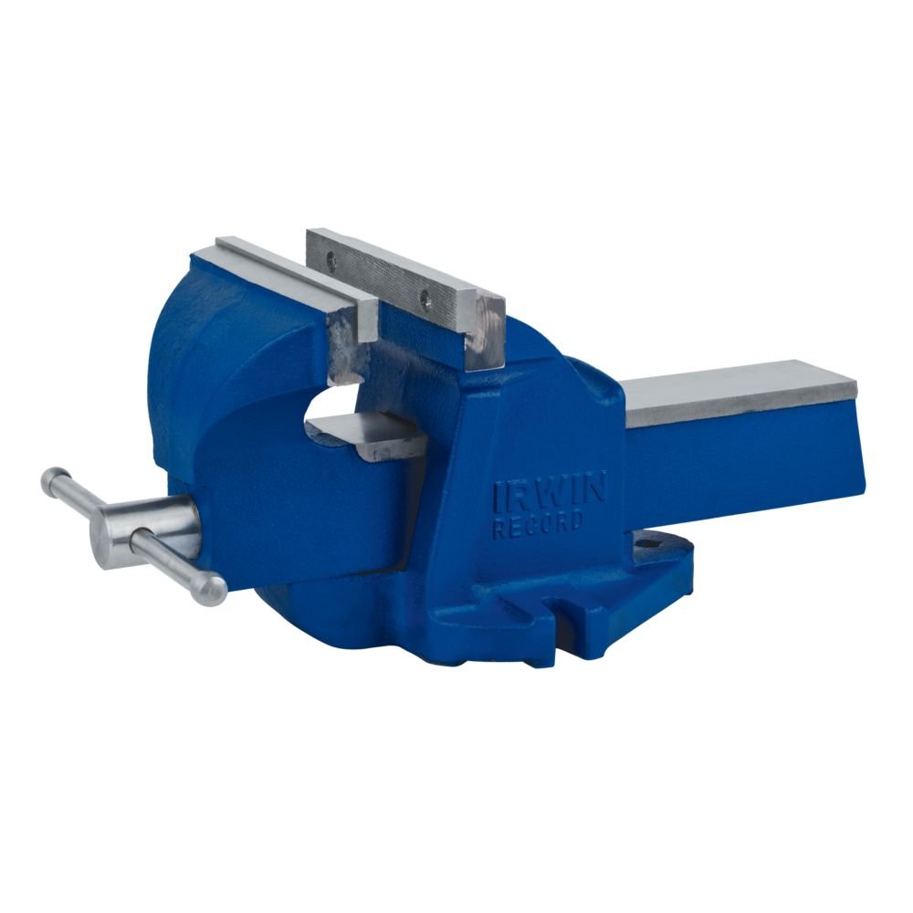 IRWIN Tools Heavy Duty Workshop Vise, 4-inch (226304ZR)