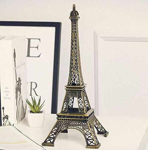 Bakell - 6x2.5 Paris France Eiffel Tower Cake Topper - Baking, Caking and Craft Tools from Bakell by Bakell