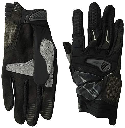 Alpinestars Drop Pro Gloves, Steel Gray, Large