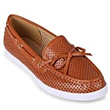 Wanted Burbank Slip-On Fashion Loafer (Tan, Size 10)