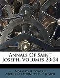 Annals of Saint Joseph, Norbertine Fathers, 1178707954