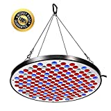LED Light 50W UFO Grow Panel Full Spectrum for Hydroponic Indoor Plants Seeding Growing and flowering