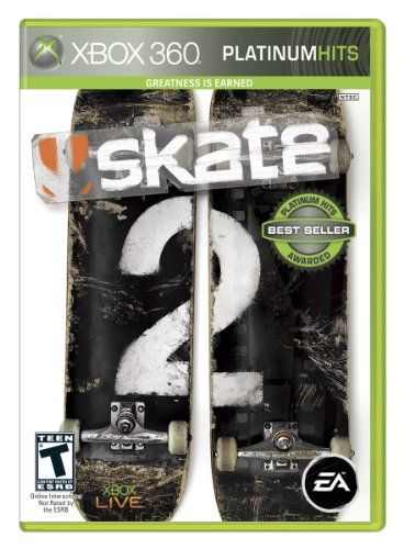 Skate 2: Platinum Hits Edition (Top Best Xbox 360 Games)