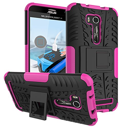 Slim Armor Hard Case for Asus Zenfone Go 5.5 ZB551KL (Black) - 5