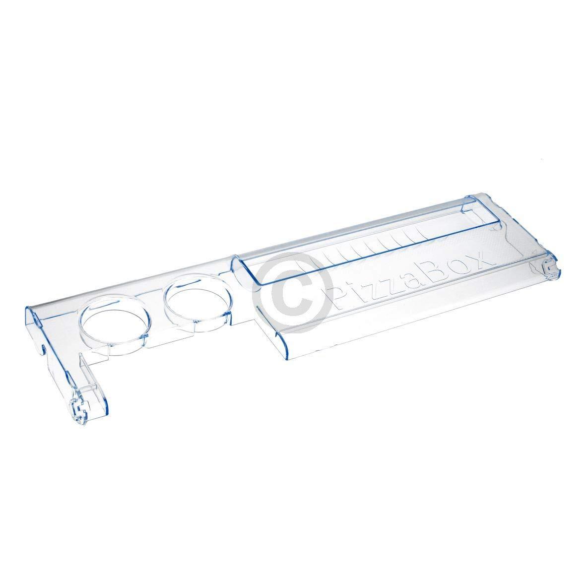 Bosch Siemens 664842 00664842 ORIGINAL Pizzafachklappe PizzaBox Klappe T/ür Fachklappe Deckel Abdeckung 503x145mm K/ühlschrank Gefrierschrank Gefrierger/ät auch Constructa Neff Balay