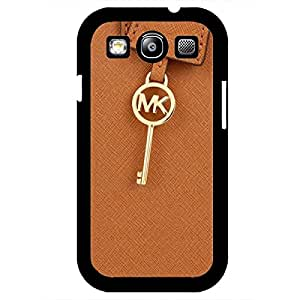 Michael Kors Phone Case MK Michael Kors Phone Case Fashionable Black Phone Case Samsung Galaxy S3 Phone Case Cover 118