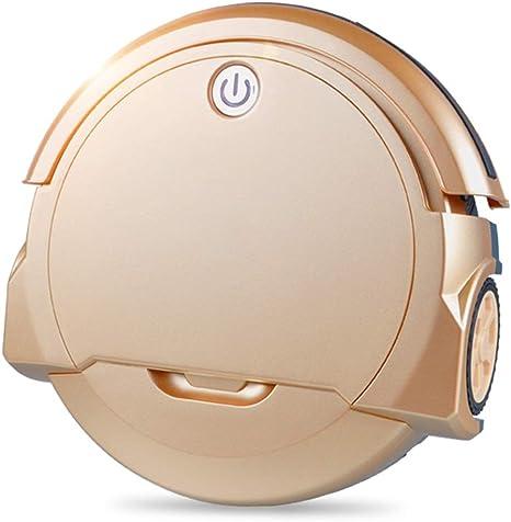 WYGC CLEANER Robot Aspirador 3 en 1 Diseño Delgado Protección ...