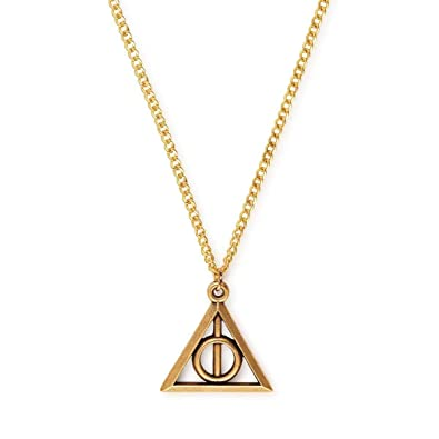 6531c96b23456 Alex and Ani Womens Harry Potter Deathly Hallows Expandable Necklace