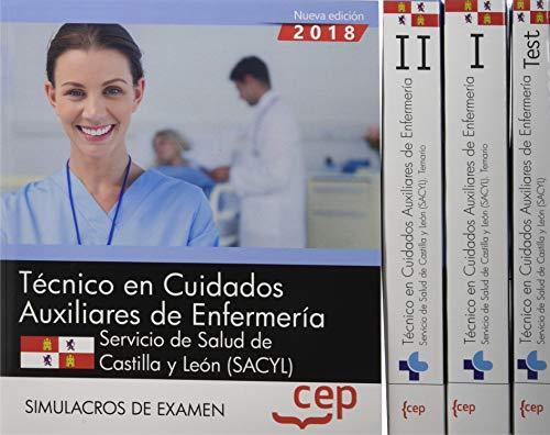 PACK AHORRO EXCELLENCE. Técnico en Cuidados Auxiliares de Enfermería. Servicio de Salud de Castilla y León (SACYL) (Servicio De Salud De Castilla Y Leon)