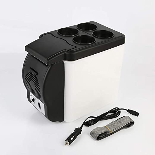 ZSSM Refrigerador del Coche Caja Refrigerador Mini refrigerador ...