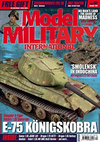 Model Military International (Tamiya Magazine)