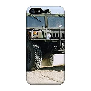 Fashion OxFqURj5285RKmMO Case Cover For Iphone 5/5s(army Humvee)