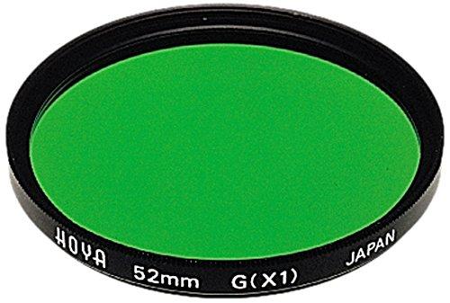 Hoya 52mm Green (X1) HMC Filter