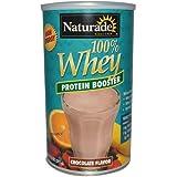Naturade 100% Whey Protein Chocolate 400 g by Naturade
